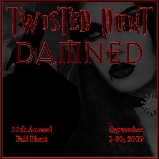 Twisted Hunt Fall - September 2019