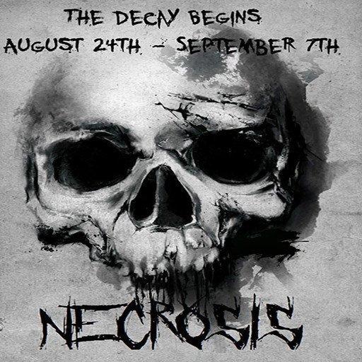 Necrosis August 2019