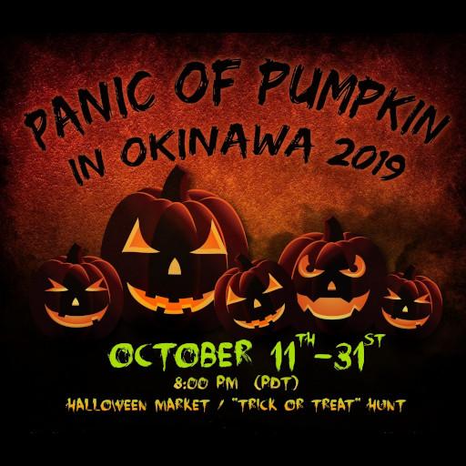 Okinawa Panik of Pumpkin Festival 2019