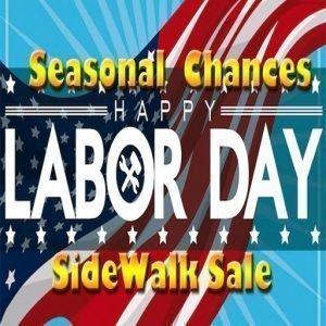Seasonal Chances Labor Day Gacha Sale 2019