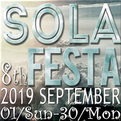 Sola Festa September 2019