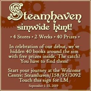 Steamhaven Simwide Hunt 2019