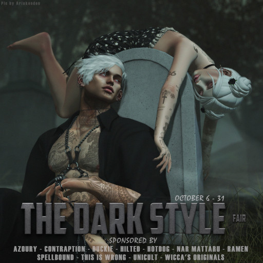 The Dark Style Fair - October 2019