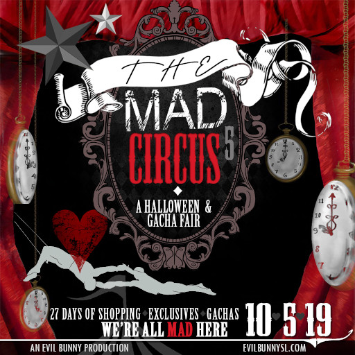 The Mad Circus 5 - October 2019