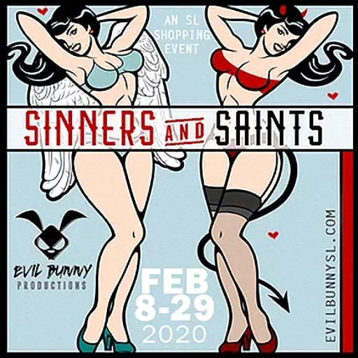 Sinners And Saints - February 2020