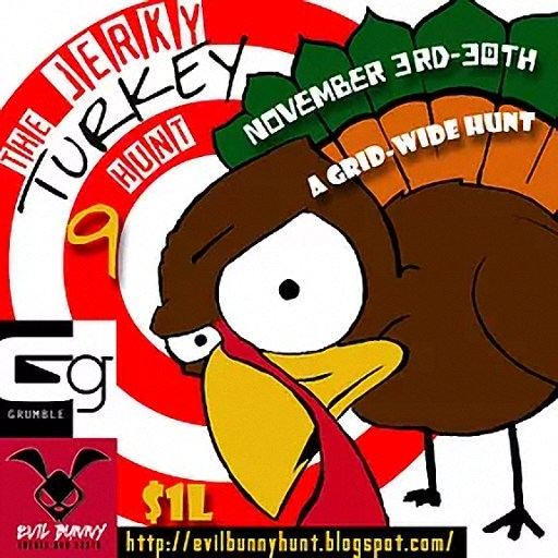 The Jerky Turkey Hunt 9 - November 2019