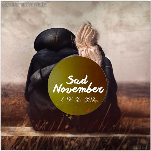FFE Sad November 2019