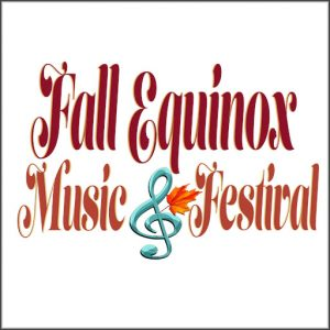 Fall Equinox Music Festival September 2019