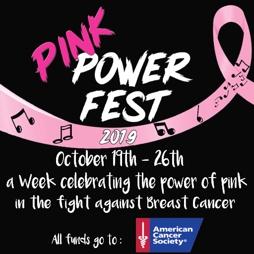 Pink Power Fest October 2019