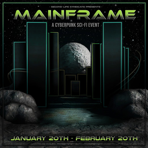 Mainframe Sci-Fi Event - January / February 2020
