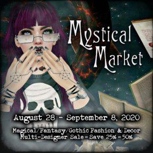 Mystical Market - August 2020
