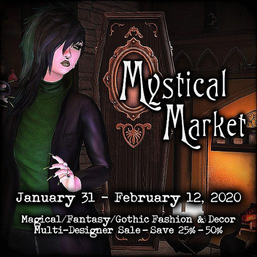 Mystical Market January 2020