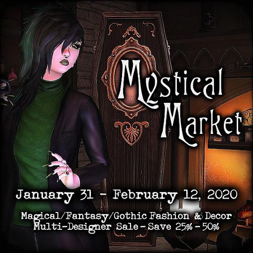 Mystical Market January 2020