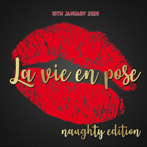 La vie en pose - Naughty Edition - January 2020