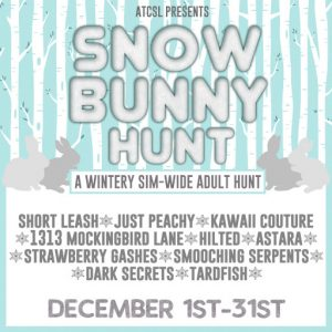 ATCSL Snow Bunny Hunt 2019 Poster update