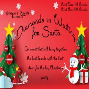 Diamond Events - Diamonds in Waiting For Santa 2019
