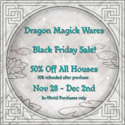 Dragon Magick Wares BFCM 2019