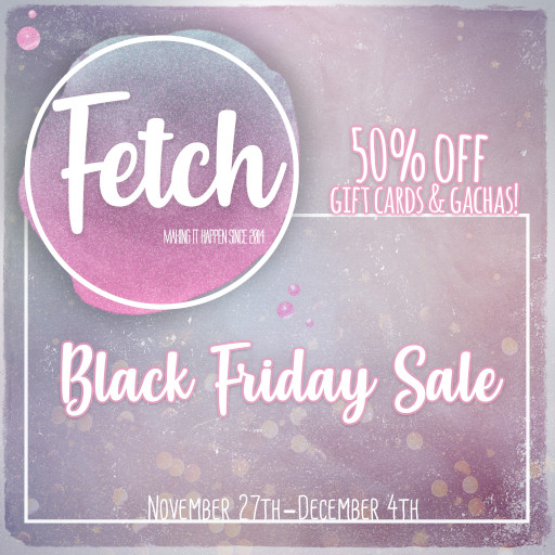 Fetch Black Friday Sale 2019