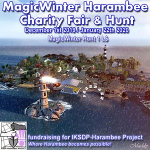 Magic Winter Harambee Charity Fair December 2019