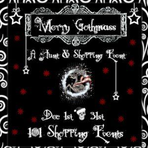Merry Gothmass December 2019