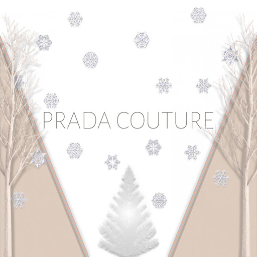 Prada Couture Winter Holiday Event - December 2019