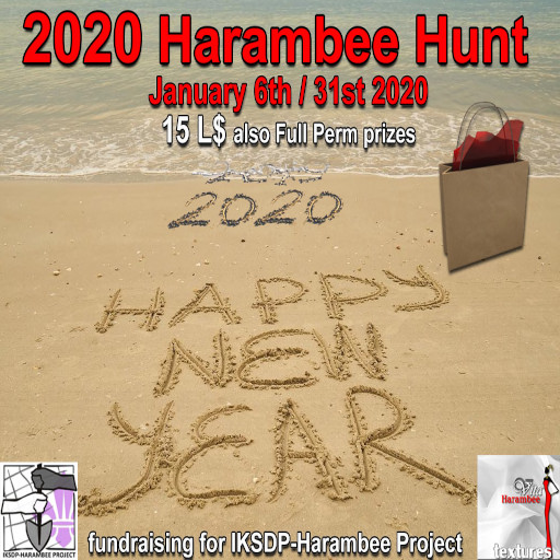 Harambee New Years Hunt - January 2020