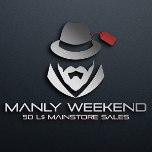 Manly Weekend Logo