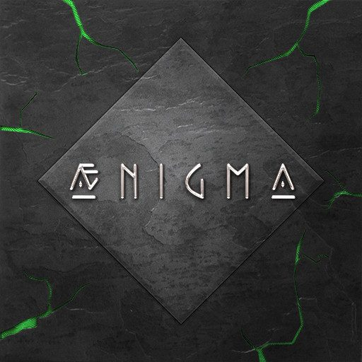 Aenigma Event Logo 2020