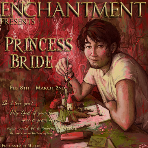 Enchantment Princess Bride February 2020