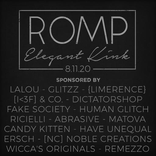 ROMP August 2020