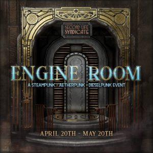 Engine Room Event April 2020