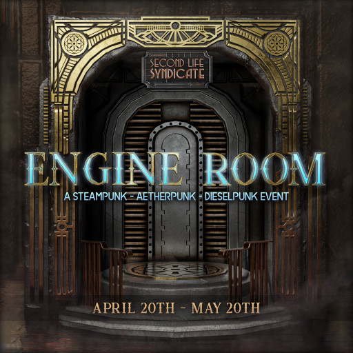 Engine Room Event April 2020