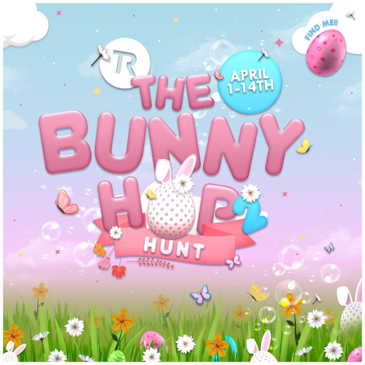 The Bunny Hop Hunt April 2020
