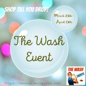 The Wash Event March 2020 Poster
