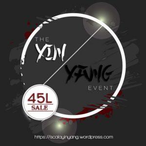 Ying Yang 45L Sale 2020