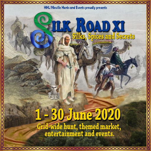 Silk Road XI: Silks, Spices and Secrets - June 2020