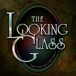 The Looking Glass Logo Square