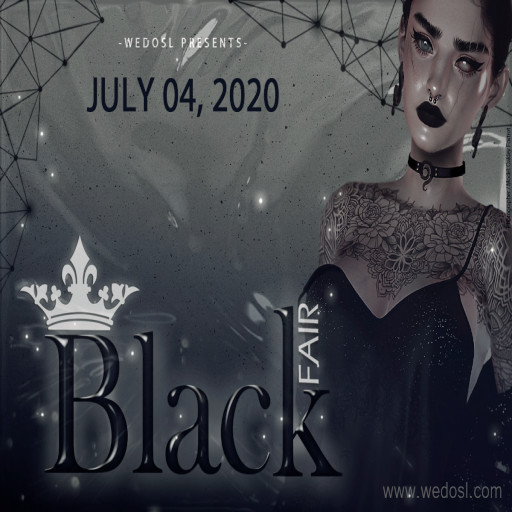 Black Fair July 2020