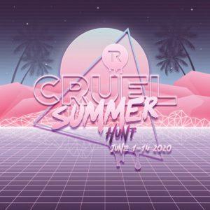 Cruel Summer Hunt June 2020