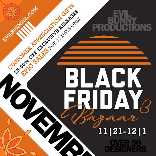 Black Friday Bazaar 2020