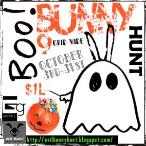 EB Boo Bunny Hunt 9 October 2020