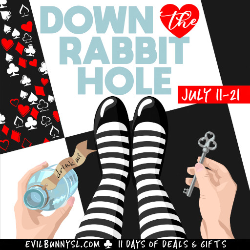 EB Down The Rabbit Hole July 2020