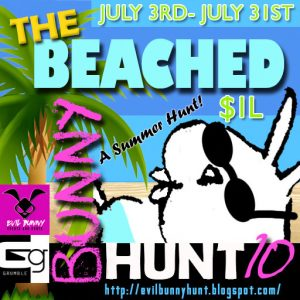 EB The Beach Bunny Hunt 10 July 2020
