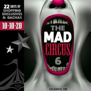 EB The Mad Circus 6 October 2020