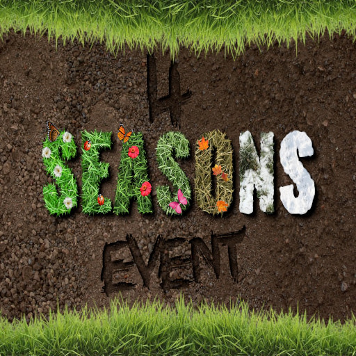 The 4 Seasons Event Logo