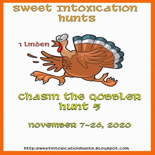 SIH Chasin the Goobler Hunt 5 November 2020