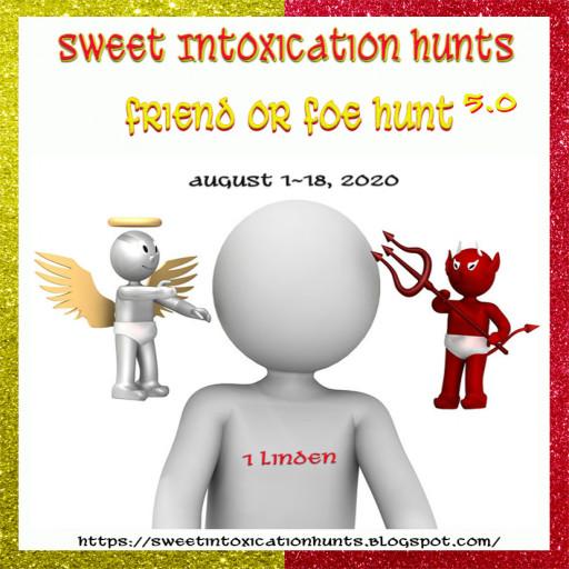 SIH Friend or Foe 5 Hunt August 2020