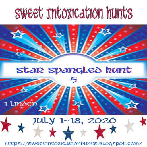 SIH - Star Spangles Hunt 5 July 2020