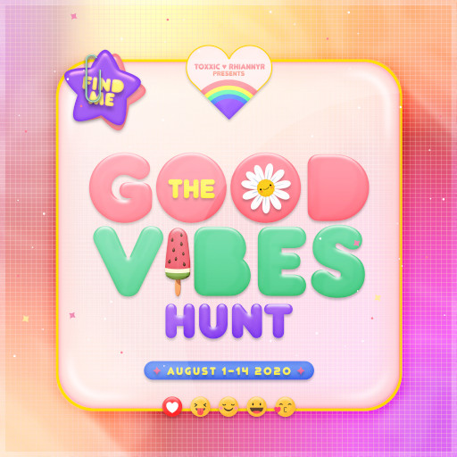 Good Vibes Hunt 2020