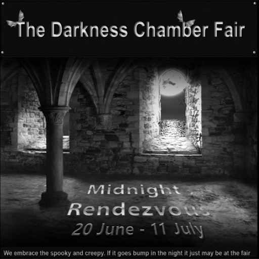 The Darkness Chamber Fair June 2020
